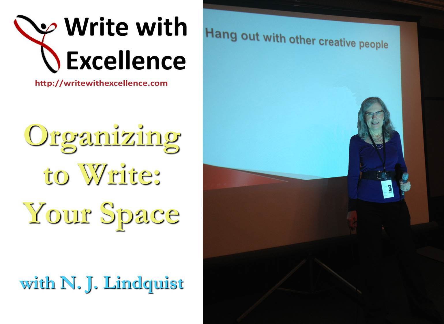 Organizing Your Space to Write