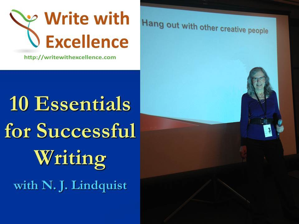 10 Essentials for Successful Writing