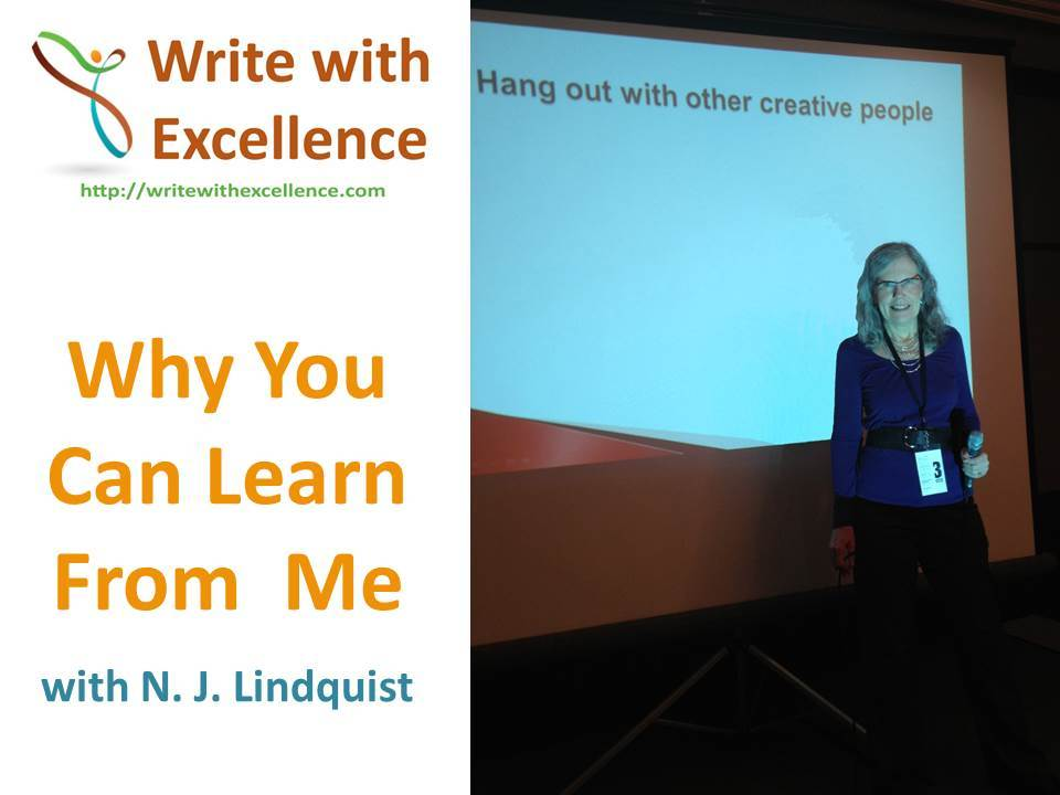 My Story - Why You Can Learn From Me - PP for Webinar