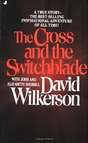Cross and Switchblade cover